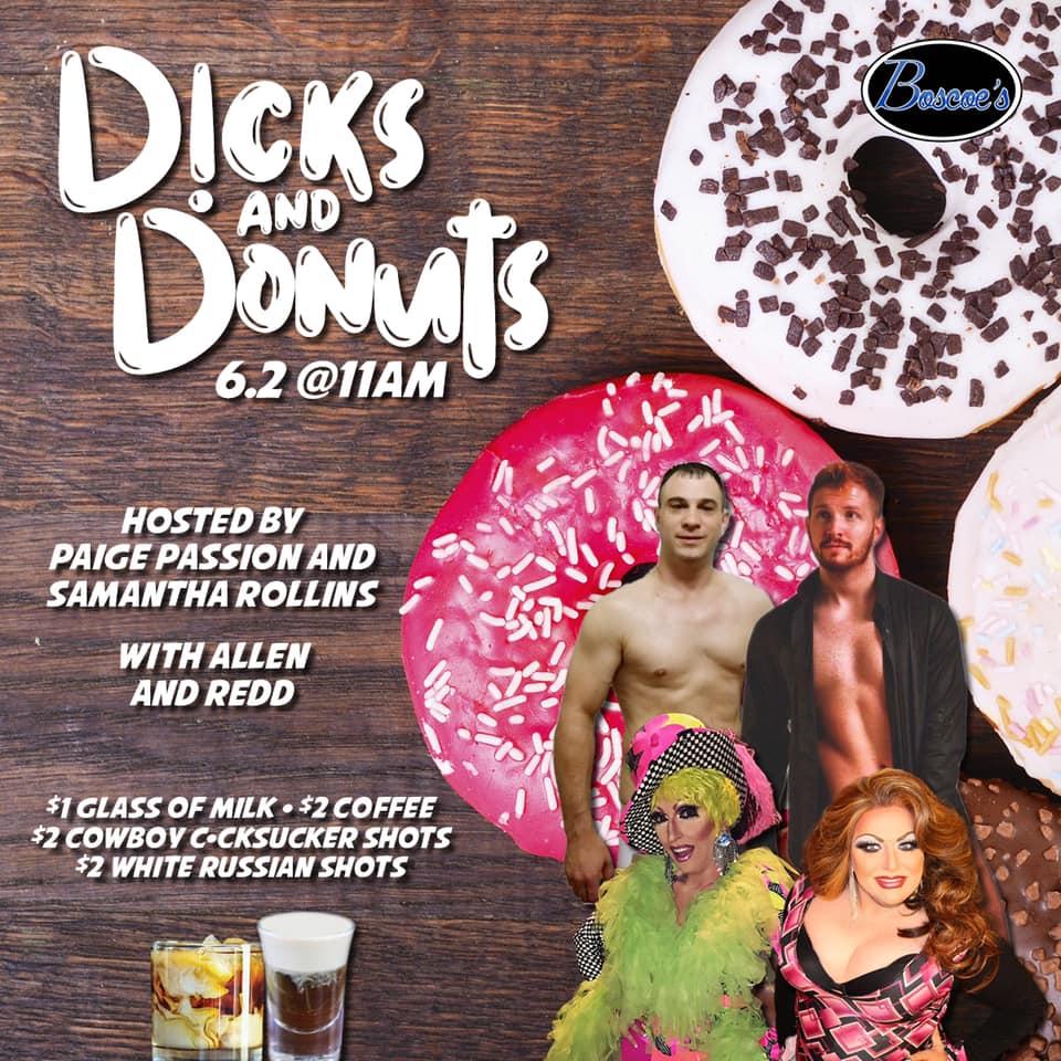 Show Ad   Boscoe's (Columbus, Ohio)   6/2/2019