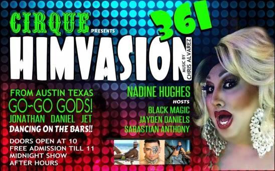 Show Ad   Cirque (Corpus Christi, Texas)   11/22/2014