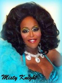 Misty Knight - Miss Masque 2013