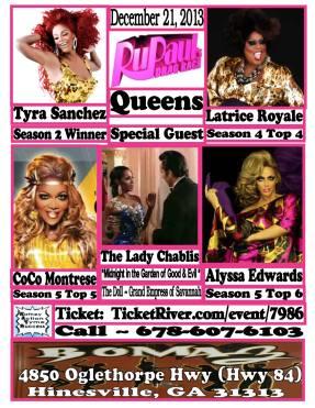 Show Ad | Bo'maz (Hinesville, Georgia) | 12/21/2013