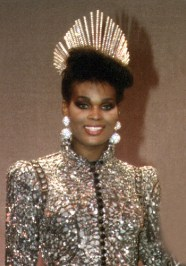 Lakesha Lucky - Miss Continental 1989
