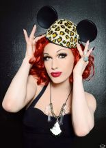 Jinkx Monsoon - Photo by Jose A. Guzman Colon