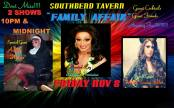 Show Ad | Southbend Tavern (Columbus, Ohio) | 11/8/2013