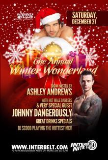 Show Ad | Interbelt Nite Club (Akron, Ohio) | 12/21/2013
