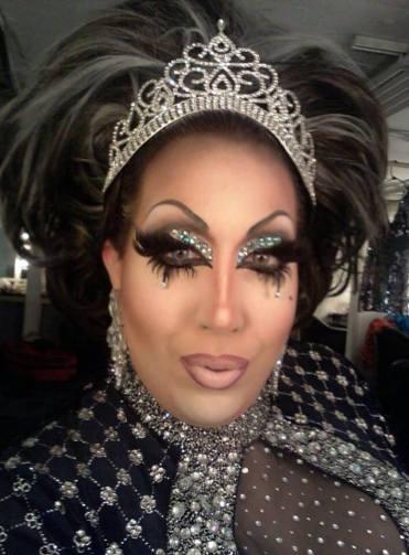 Carrie Jewells Summers - Miss Metropolitan Gay Pride 2013