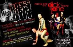 Show Ad   Wall Street Night Club (Columbus, Ohio)   1/23/2013
