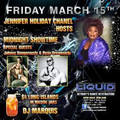 Show Ad   Liquid (Detroit, Michigan)   3/15/2013