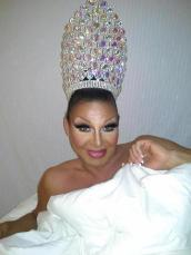 Maria Garrison - Miss Gay Ohio USofA At Large 2012