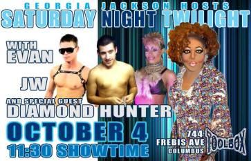 Show Ad   Toolbox Saloon (Columbus, Ohio)   10/4/2014