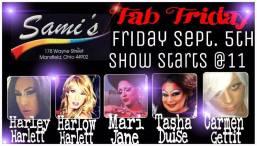 Show Ad | Sami's (Mansfield, Ohio) | 9/5/2014