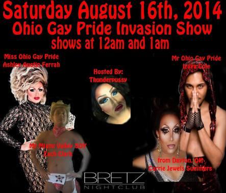 Show Ad | Bretz (Toledo, Ohio) | 8/16/2014