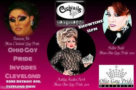 Show Ad   Cocktails (Cleveland, Ohio)   2/14/2014