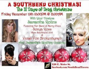 Show Ad   Southbend Tavern (Columbus, Ohio)   12/19/2014
