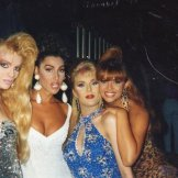 Dana Douglas, Tandi Andrews, Kelly Lauren and Maya Douglas