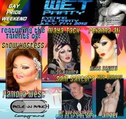 Show Ad | Circle JJ Ranch (Scio, Ohio) | 7/7/2012
