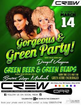 Show Ad   Crew (Canton, Ohio)   3/14/2015