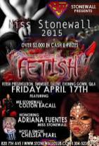 Show Ad   Stonewall Club (Huntington, West Virginia)   4/17/2015