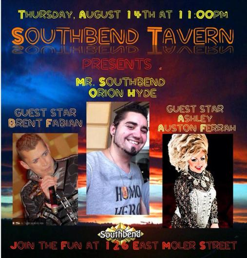 Show Ad | Southbend Tavern (Columbus, Ohio) | 8/14/2014