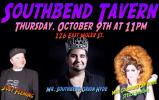 Show Ad | Southbend Tavern (Columbus, Ohio) | 10/9/2014