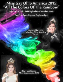Show Ad | Axis Night Club (Columbus, Ohio) | July 11th and 12th, 2015