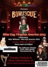Show Ad | The Jefferson Theater (Charlottesville, Virginia) | 5/3/2015
