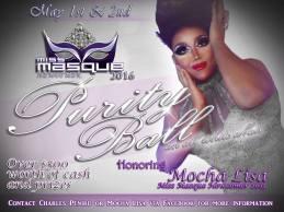Show Ad | Miss Masque Newcomer | Masque (Dayton, Ohio) | 5/1-5/2/2016