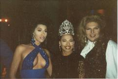 Tandi Andrews, Coco and Lady Shamu