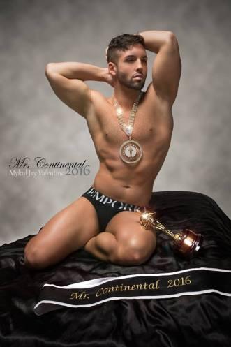 Mykul Jay Valentine - Photo by No Coast Images