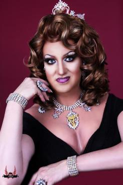 Chi Chi Ray Colby - Photo by Richard A Bowe