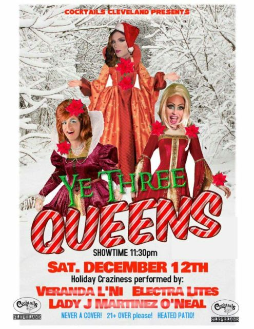 Show Ads | Cocktails (Cleveland, Ohio) | 12/12/2015
