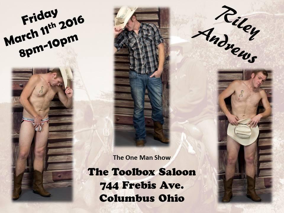 Show Ad   Toolbox Saloon (Columbus, Ohio)   3/11/2016