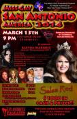 Show Ad | Bonham Exchange (San Antonio, Texas) | 3/13/2014