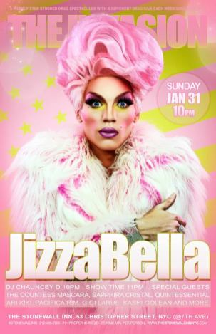 Show Ad | Stonewall Inn (New York, New York) | 1/31/2016