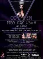 Show Ad | Miss Gay USofA at Large | Axis Night Club (Columbus, Ohio) | 9/22-9/25/2015