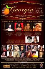 Show Ad   Miss Gay Georgia USofA & at Large   Jungle (Atlanta, Georgia)   4/17/2016