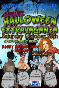 Show Ad   Garden Nightclub (Des Moines, Iowa)   10/28/2107