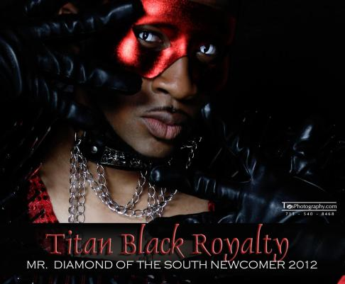Titan Black Royalty - Photo by Tios Photography