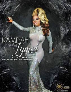 Ka'Miyah L'Oreal Tymes
