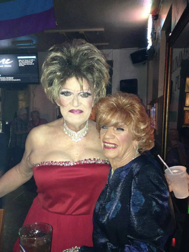 Dusty Michaels and Bonnie Blake