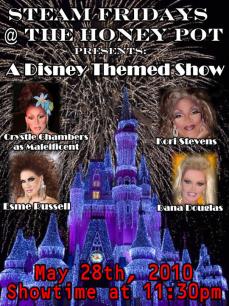 Show Ad   The Honey Pot (Tampa, Florida)   5/28/2010