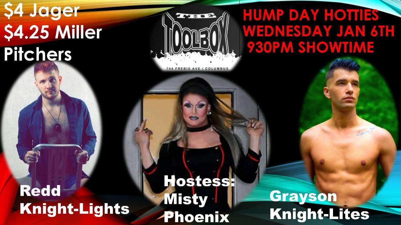 Show Ad   Toolbox Saloon (Columbus, Ohio)   1/6/2016
