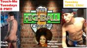 Show Ad | Highball Tavern (Columbus, Ohio) | 4/19/2016