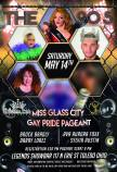 Show Ad | Miss Glass City Gay Pride | Legends Showbar (Toledo, Ohio) | 5/14/2016