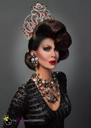 Trinity Taylor - Photo by Erika Wagner (The Drag Photographer)