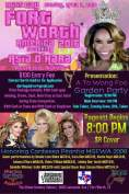 Show Ad   Miss Gay Fort Worth America   The Urban Cowboy Saloon (Fort Worth, Texas)   4/3/2016