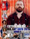 Show Ad | Mr. Gay Ohio | Axis Night Club (Columbus, Ohio) | 4/1/2016