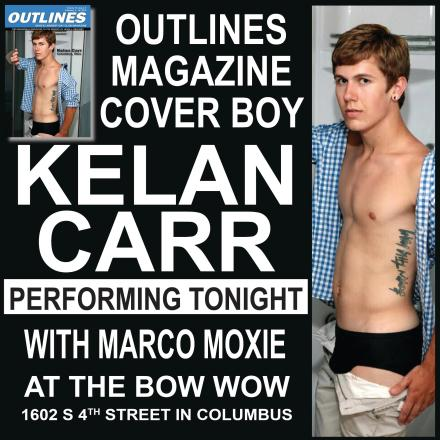 Show Ad | The Bow Wow (Columbus, Ohio) | 2/15/2012