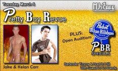 Show Ad | MJ's Cafe (Dayton, Ohio) | 3/6/2012
