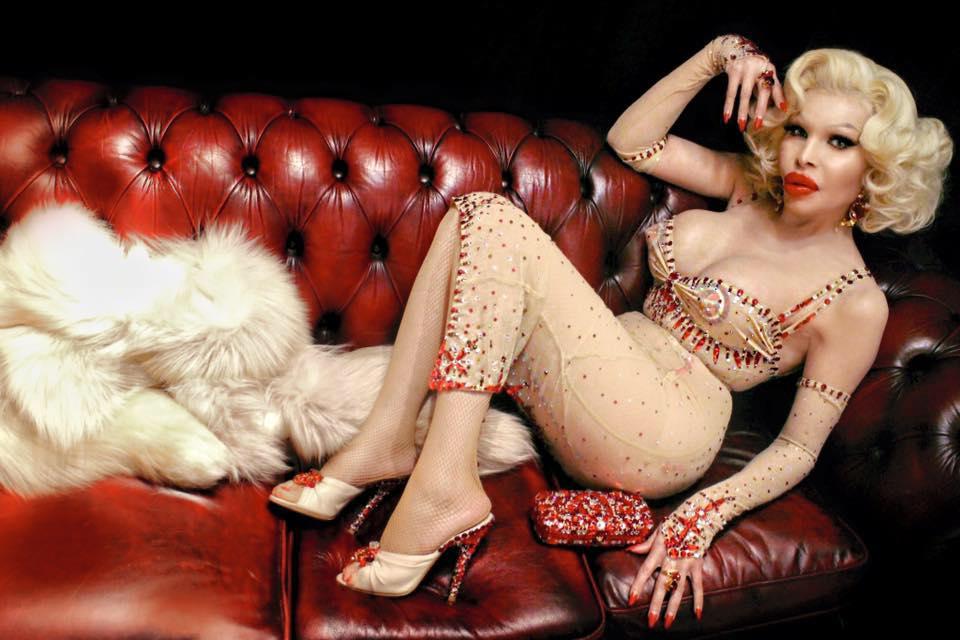 Amanda Lepore - Photo by Marco Cerrone