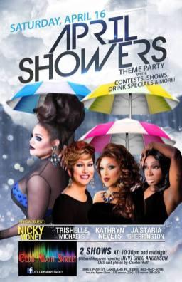 Show Ad   Club Main Street (Lakeland, Florida)   4/16/2016
